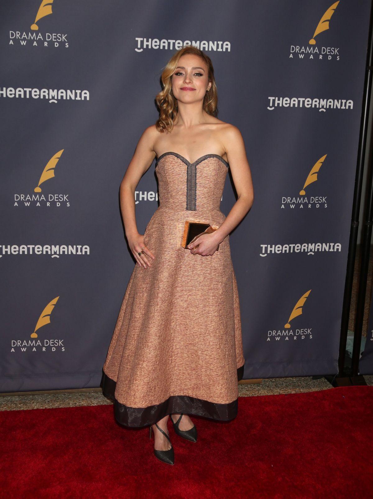 CHRISTY ALTOMARE at 2017 Drama Desk Awards in New York 06/04/2017