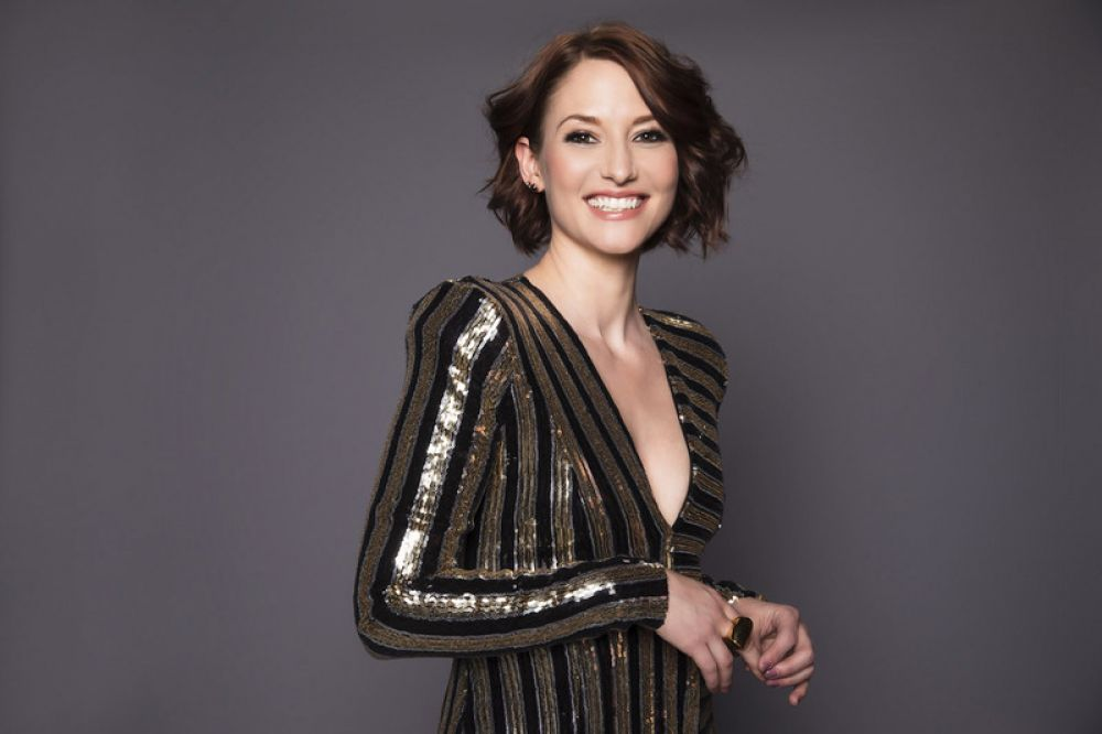 CHYLER LEIGH for Studiowrap, May 2017