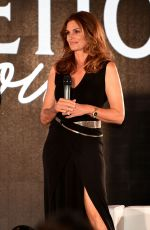 CINDY CRAWFORD at San Benedetto