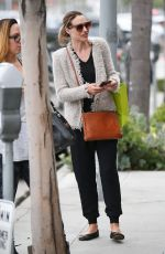 CLAIRE FORLANI Out and About in Beverly Hills 06/08/2017