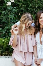 CLAIRE HOLT and JESSICA MCNAMEE for Pink Hope 2017