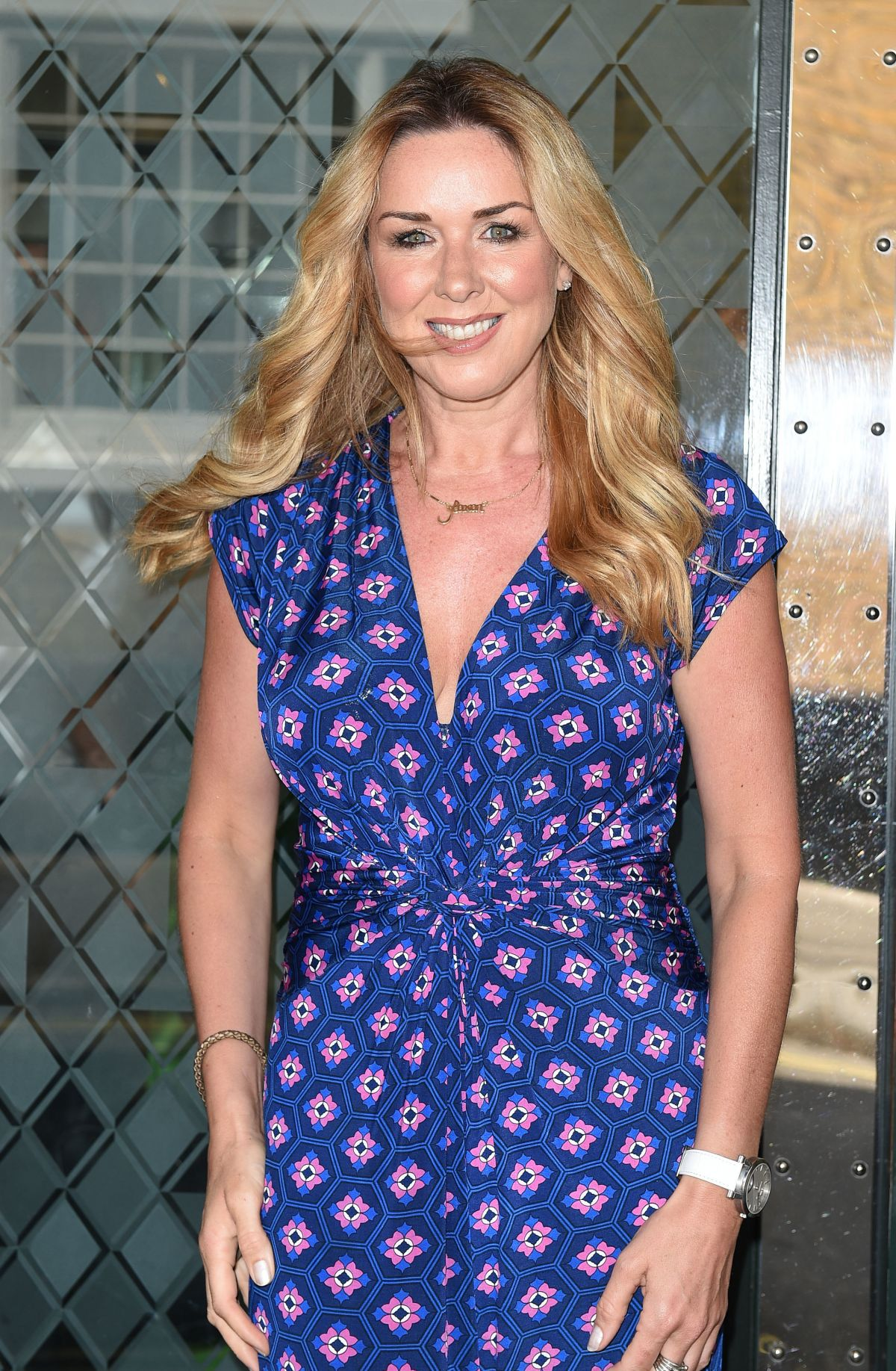CLAIRE SWEENEY Out in London 06/21/2017