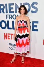 COBIE SMULDERS at Friends from College Premiere in New York 06/26/2017