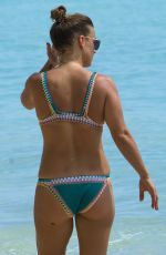 COLEEN ROONEY in Bikini on Vacation in Barbados 05/27/2017