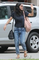 COURTENEY COX Out and About in Pacific Palisades 06/04/2017