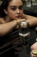 COURTNEY EATON for Panthere De Cartier 2017 Campaign