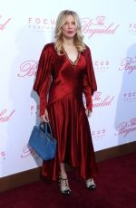COURTNEY LOVE at The Beguiled Premiere in Los Angeles 06/12/2017