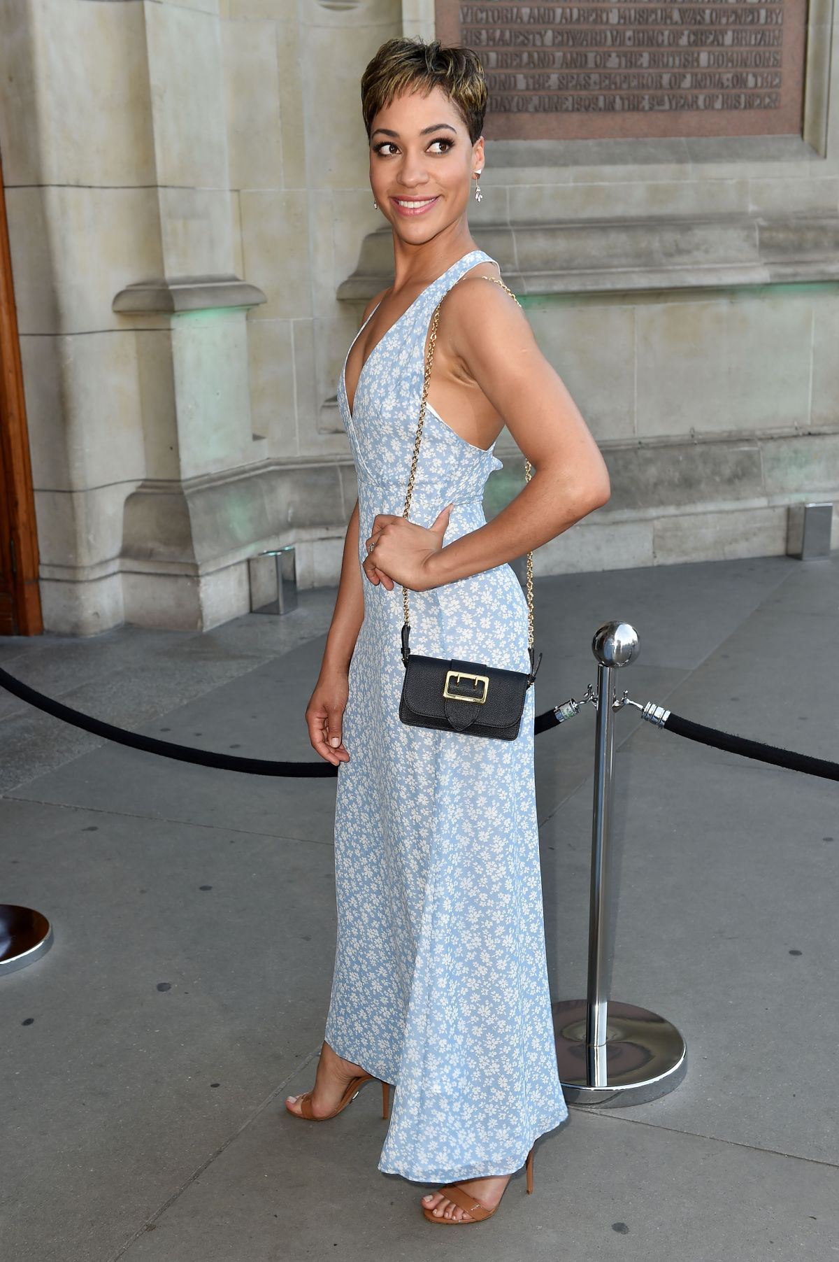 CUSH JUMBO at V&A Summer Party in London 06/21/2017