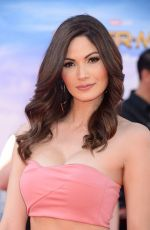 CYNTHIA OLAVARRIA at Spiderman: Homecoming Premiere in Los Angeles 06/28/2017
