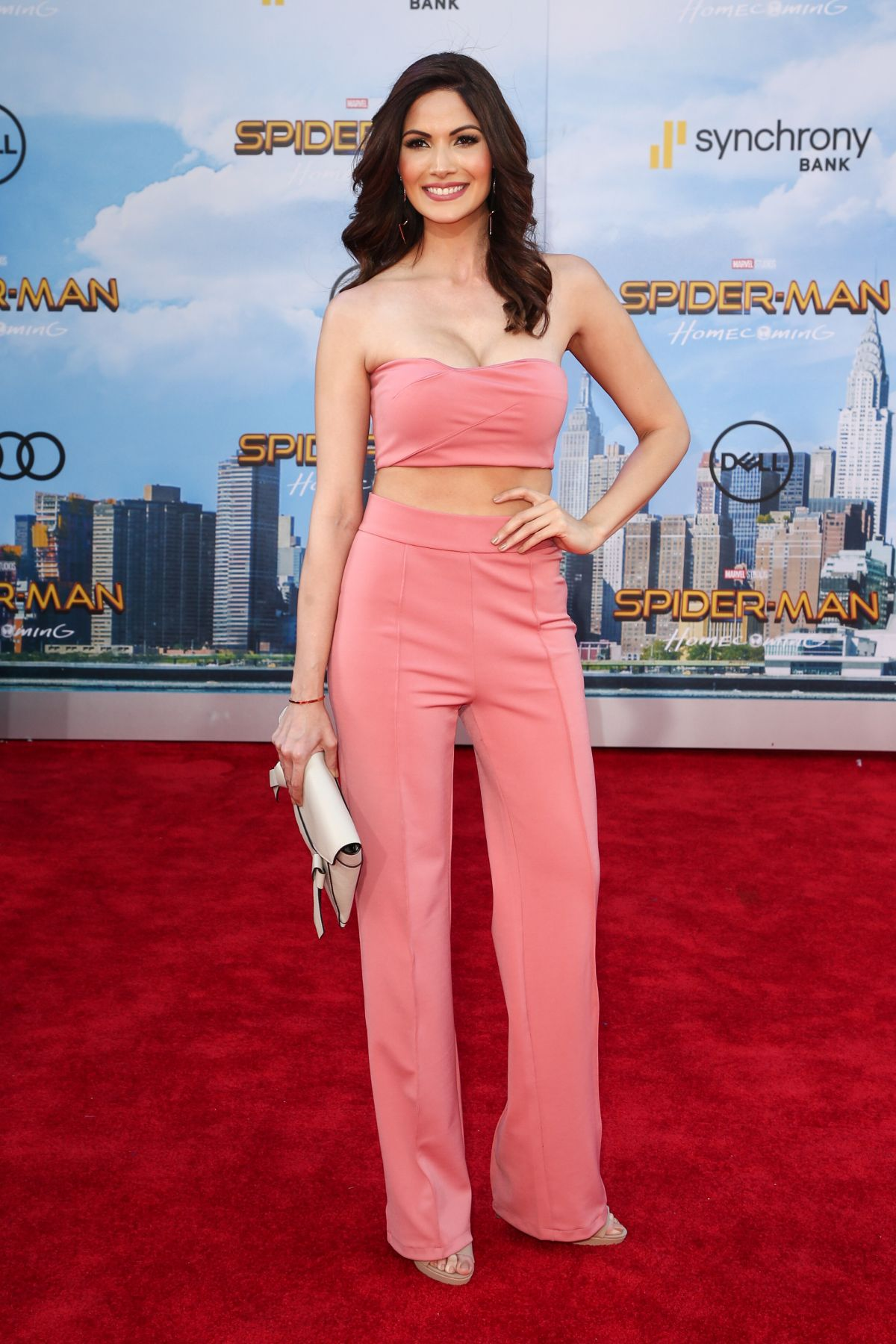 cynthia olavarria at spiderman  homecoming premiere in los angeles 06  28  2017