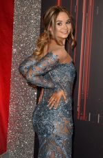 DAISY WOOD-DAVIS at British Soap Awards in Manchester 06/03/2017