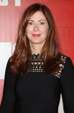 DANA DELANY at 1984 Broadway Play Opening Night in New York 06/22/2017