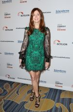 DANA DELANY at Cool Comedy, Hot Cuisine Fundraiser in Beverly Hills 06/16/2017