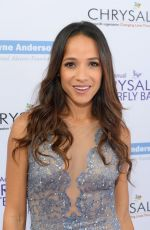 DANIA RAMIREZ at 16th Annual Chrysalis Butterfly Ball in Los Angeles 06/03/2017