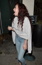 DANIELLE BREGOLI at Catch LA in West Hollywood 06/15/2017