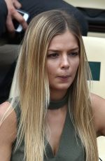 DANIELLE KNUDSON at 2017 French Open in Paris 06/02/2017