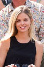 DANIELLE KNUDSON at French Open in Paris 05/31/2017