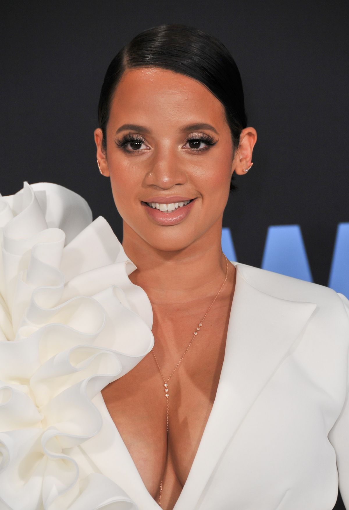 DASCHA POLANCO at BET Awards 2017 in Los Angeles 06/25/2017
