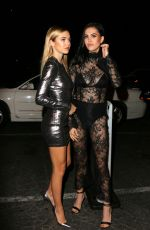DELILAH BELLE and AMELIA GRAY HAMLIN at Maxim Hot 100 Party in Hollywood 06/24/2017