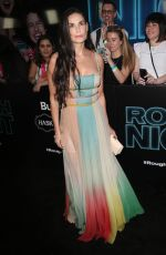 DEMI MOORE at Rough Night Premiere in New Yokr 06/12/2017