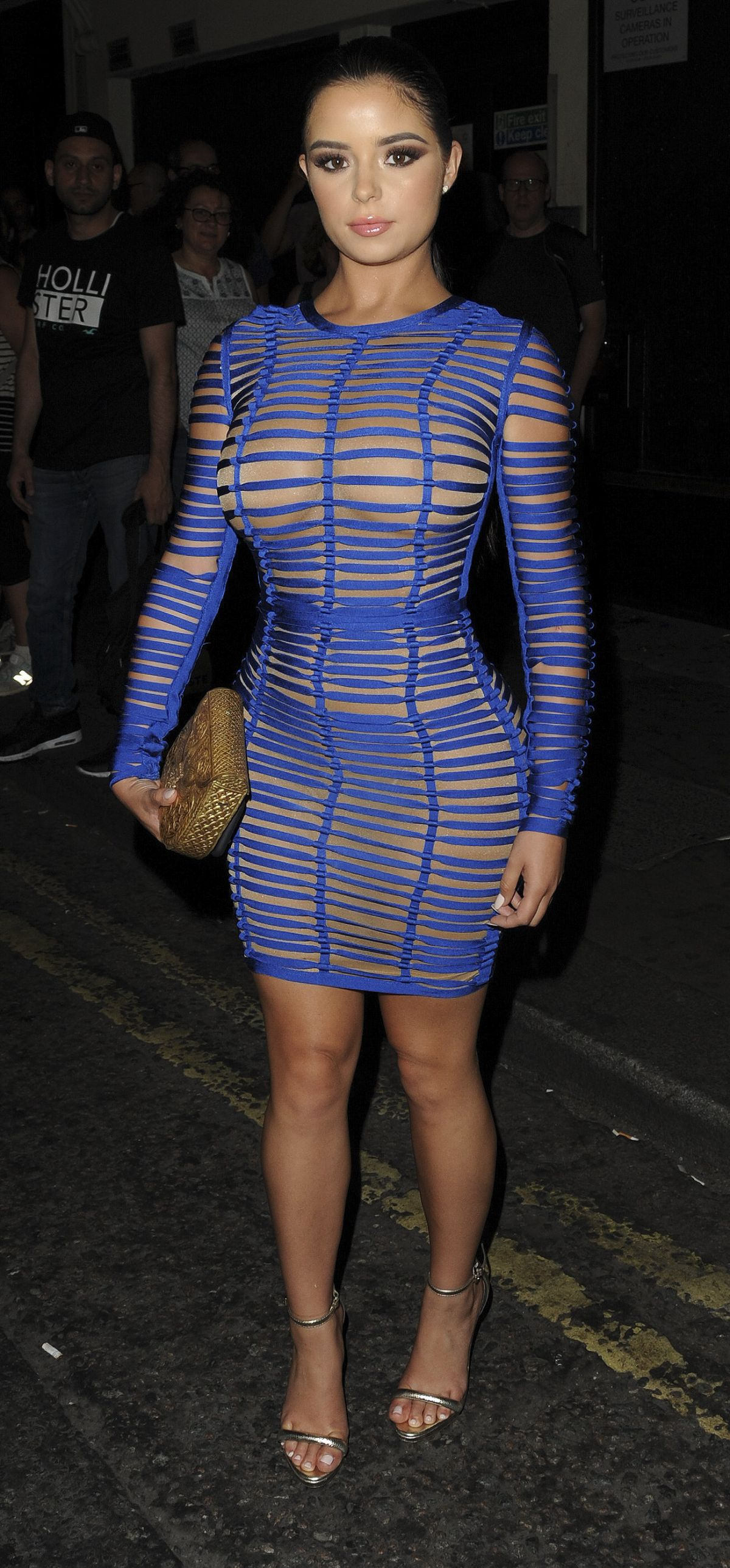 DEMI ROSE MAWBY Arrives at Sixty6 Magazine Launch Party in London 06/21/2017