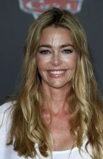 DENISE RICHARDS at Cars 3 Premiere in Anaheim 06/10/2017