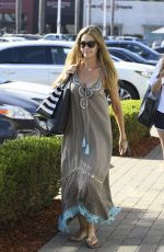 DENISE RICHARDS Out for Ice Cream in Los Angeles, 06/21/2017
