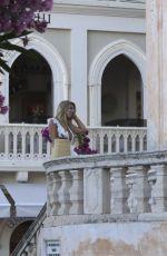 DEVIN BRUGMAN and NATASHA OAKLEY on Holiday in Taormina 06/19/2017