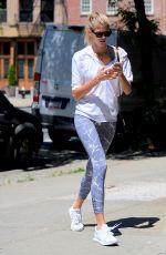 DEVON WINDSOR Heading to a Gym in New York 06/26/2017