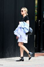 DIANE KRUGER Out and About in New York 06/15/2017