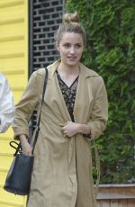 DIANNA AGRON Out and About in New York 06/01/2017