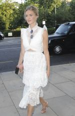 DONNA AIR at V&A Summer Party in London 06/21/2017