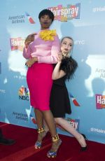 DOVE CAMERON at Hairspray Live! FYC Event in Hollywood 06/09/2017