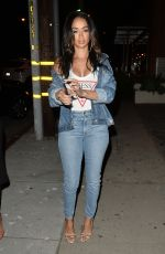 DRAYA MICHELE Night Out in Los Angeles 06/05/2017