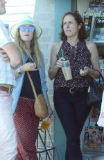 DREW BARRYMORE Out Shopping in Los Angeles 06/21/2017