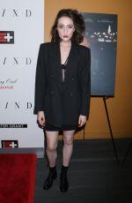 EDEN EPSTEIN at Blind Premiere in New York 06/26/2017