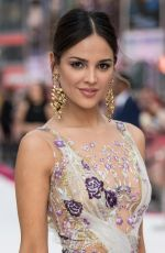 EIZA GONZALEZ at Baby Driver Pemiere in London 06/21/2017