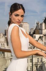 EIZA GONZALEZ at Baby Driver Photocall in London 06/21/2017