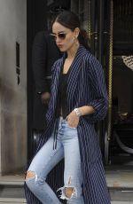 EIZA GONZALEZ Leaves Corinthia Hotel in London 06/22/2017