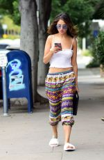 EIZA GONZALEZ Out and About in Los Angeles 05/31/2017