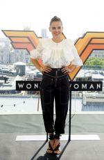 ELENA ANAYA at Wonder Woman Photocall in Madrid 06/22/2017