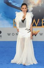 ELENA ANAYA at Wonder Woman Premiere in Madrid 06/22/2017