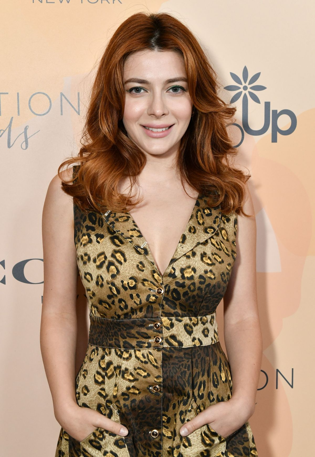 ELENA SATINE at Inspiration Awards in Los Angeles 06/02/2017