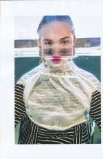 ELLE FANNING in Dazed Magazine, Summer 2017