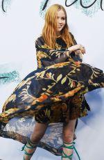 ELLEI BAMBER at Serpentine Galleries Summer Party in London 06/28/2017