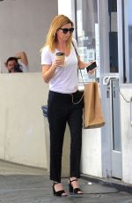 ELLEN POMPEO Out Shopping in Beverly Hills 06/22/2017