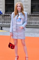 ELLIE BAMBER at Royal Academy of Arts Summer Exhibition VIP Preview in London 06/07/2017