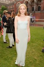 ELLIE BAMBER at V&A Summer Party in London 06/21/2017