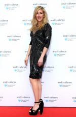 ELLIE GOULDING at End the Silence Charity Fundraiser in London 05/31/2017