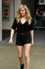 ELLIE GOULDING Leaves BBC Radio 1 in London 05/31/2017
